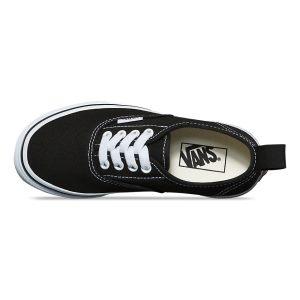 fdcae8dd76220 Dievcenske Slip-On Tenisky Vans Authentic Elastic Lace Čierne/Biele    HPB-759